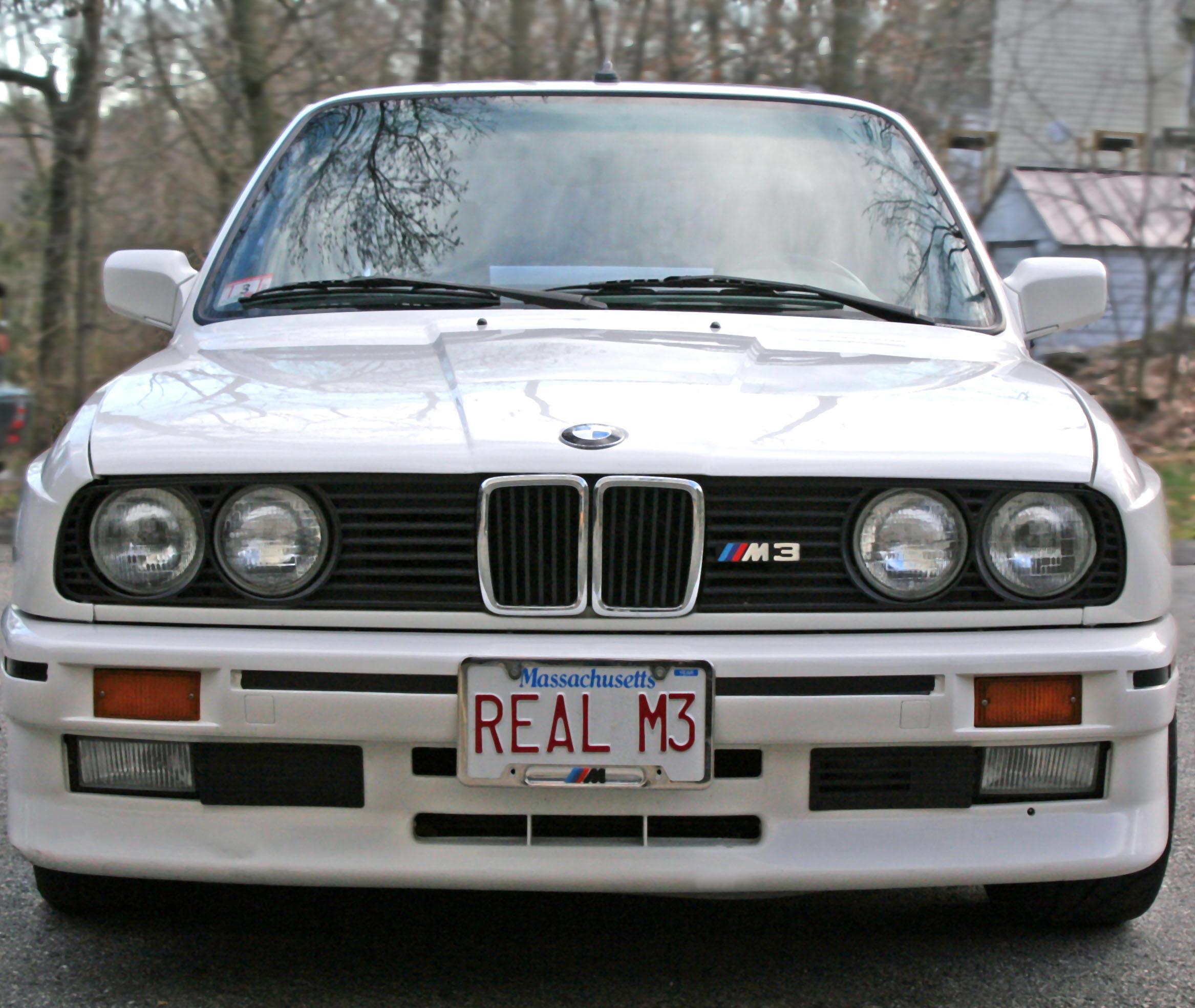 Bmw E30 M3: 1991 BMW E30 M3
